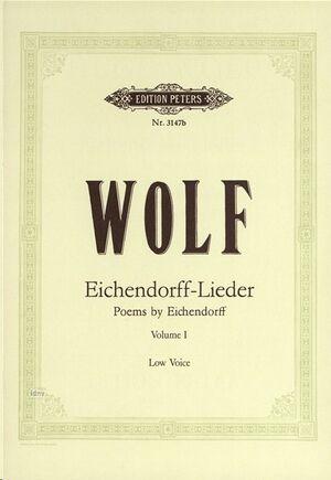 Eichendorff-Lieder Band 1