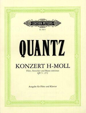 Konzert h-Moll QV 5: 272