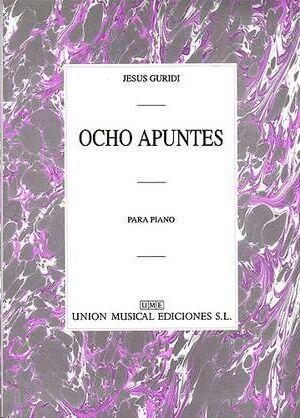 Ocho Apuntes Piano