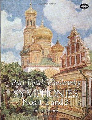 Symphonies Nos. 1, 2, and 3