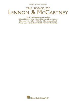 The Songs of Lennon & McCartney