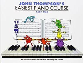 John Thompson's Easiest Piano Course 2
