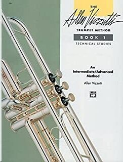 The Allen Vizzutti Trumpet Method Book 1 Trumpet