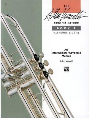 The Allen Vizzutti Trumpet Method Book 2 Trumpet