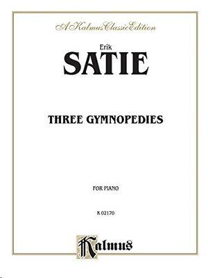 Three Gymnopedies Piano