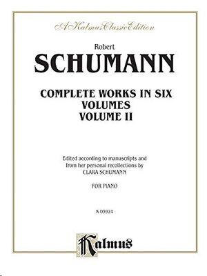 Complete Works, Volume II Piano