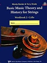 Violin Barden/Shade Kjos Music L66vn. Basic Music Theory And History For Strings - Workbook 2- (9780