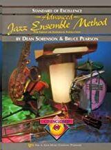Trombon 4º +Cd Sorenson/ Pearson Kjos Music W35tb4. Jazz Ensemble Method - Advanced (Standard Of Exc