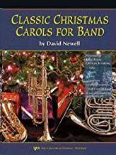 Percusion Bateria/Timpani Newell Kjos Music W36pr. Classic Christmas Carols For Band