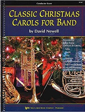Orquesta Newell Kjos Music W36f. Classic Christmas Carols For Band (Partitura Director)