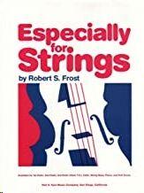 Orquesta Cuerda(Part. Director)Frost Kjos Music 73f. Especially  For Strings