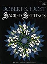 Violin Frost Kjos Music 95vn. Sacred Settings