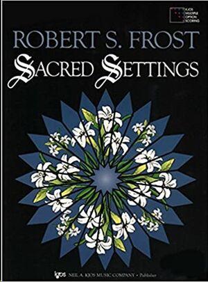 Contrabajo Frost Kjos Music 95sb. Sacred Settings