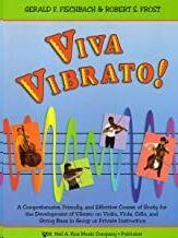 Violin Fischbach/Frost Kjos Music 96vn. Viva Vibrato!