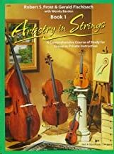 Violin + Cd(2) Frost/Fischbach Kjos Music 100vncd. Artistry In Strings (Book 1)