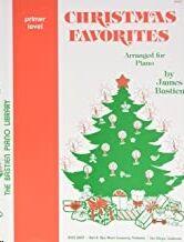 Piano Bastien J Kjos Music Wp48. Christmas Favorites Primer Nivel (9780849750717)