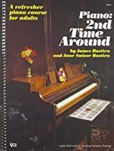 Piano Bastien Kjos Music Wp59. El Piano Por Segunda Vez (2nd Time Around) - Adultos -