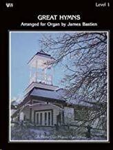 Organo Bastien Kjos Music Wr9. Great Hymns Vol.1