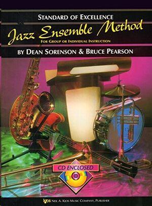 Trompeta 4ª + Cd Sorenson/Pearson Kjos Music W31tp4. Jazz Ensemble Method (Standard Of Excellence)