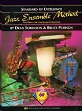 Trombon 4º + Cd Sorenson/Pearson Kjos Music W31tb4. Jazz Ensemble Method (Standard Of Excellence)