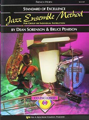 Trompa +Cd Pearson/Sorenson Kjos W31hf. Jazz Ensemble Method (Standard Of Excellence)