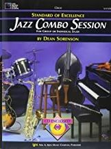 Oboe + Cd Sorenson, D. Kjos Music W41ob. Jazz Combo Session (Standard Of Excellence)