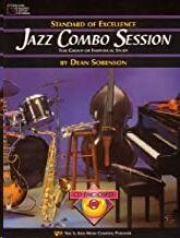 Tuba + Cd Sorenson Kjos W41bs. Jazz Combo Session (Standard Of Excellence)