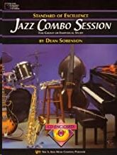Contrabajo + Cd Sorenson,D. Kjos Music W41b. Jazz Combo Session (Standard Of Excellence)