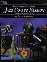 Viola + Cd Sorenson, D. Kjos Music W41va. Jazz Combo Session (Standard Of Excellence)