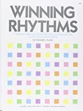 Solfeo Ritmico Ayola,E. Kjos Music W6. Winning Rhythms