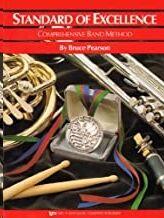 Clarinete Alto Mib Pearson Kjos Music W21cle. Standard Of Excellence Vol.1