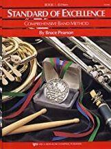 Trompa Mib Pearson,B. Kjos Music W21he. Standard Of Excellence Vol.1