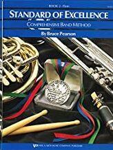 Flauta Pearson,B. Kjos Music W22fl. Standard Of Excellence Vol.2