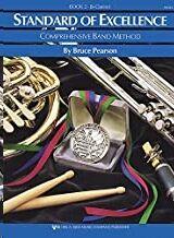 Trompeta Sib Pearson Kjos Music W22tp. Standard Of Excellence Vol.2