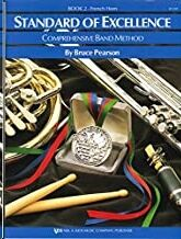 Trompa Pearson,B. Kjos Music W22hf. Standard Of Excellence Vol.2