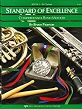 Clarinete Pearson, B. Kjos Music W23cl. Standard Of Excellence Vol.3 Sib