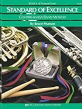 Trompeta Sib Pearson Kjos Music W23tp. Standard Of Excellence Vol.3