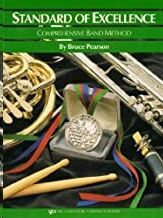 Trompa Pearson, B. Kjos Music W23hf. Standard Of Excellence Vol.3 French Horn
