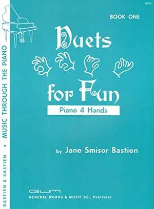 Piano 4 Manos Bastien Kjos Music Gp22. Duets For Fun Vol.1 (9780849760211)