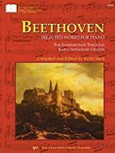 Piano Beethoven Kjos Music Gp378. Seleccion De Obras