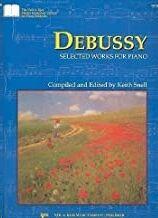 Piano Debussy Kjos Music Gp380. Seleccion De Obras