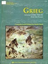 Piano Grieg Kjos Music Gp393. Seleccion De Piezas Liricas