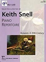 Piano Snell Kjos Gp621. Piano Repertoire: Romantic & 20th Century Vol.1 (9780849762123)