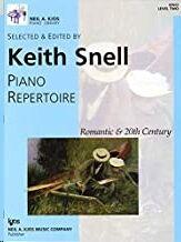 Piano Snell Kjos Gp622. Piano Repertoire: Romantic & 20th Century Vol.2 (9780849762185)