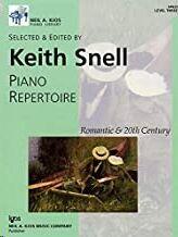 Piano Snell Kjos Gp623. Piano Repertoire: Romantic & 20th Century Vol.3 (9780849762215)