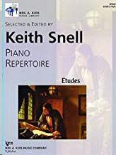 Piano Snell Kjos Gp645. Piano Repertoire: Etudes Vol.5 (9780849762314)