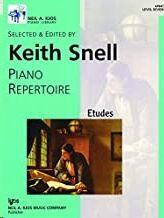 Piano Snell Kjos Gp647. Piano Repertoire: Etudes Vol.7 (9780849762376)