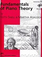 Piano Snell/Ashleigh Kjos Music Gp660. Fundamentals Of Piano Theory  - Preparatorio -