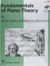 Piano Snell/Ashleigh Kjos Music Gp663. Fundamentals Of Piano Theory Vol.3