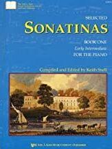 Piano Arr: Snell Kjos Music Gp671. Sonatinas Selectas Vol.1 (Early Intermediate)